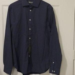 Michael kors button up dress shirt
